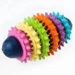 Rotaļlieta zobu tīrīšanai – skruberis.