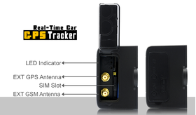 izsekošanas ierīce GPS trekeris