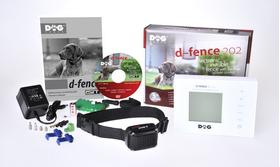 Radiosēta suņiem - D-fence 6 Sense (D-fence 202)