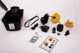 Eholots Lucky FF718Li ar litija bateriju un diviem sensoriem