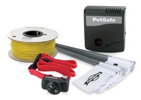 Radiosēta Petsafe Deluxe aktīviem un ietiepīgiem suņiem no 3,6 līdz 18 kg.