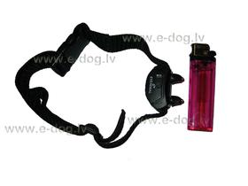 Pretriešanas kakla siksnu EYENIMAL Small Bark Control ir ļoti viegli lietot, ergonomiska un neticami maza un viegla