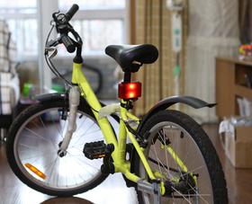 Velo treker- ierīce pasargā Jūsu velosipēdu pret zādzību.