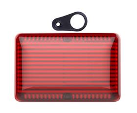 Установите GPS трекер для велосипеда, замаскированный под обыкновенный задний фонарь