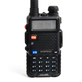 UV-5R – двухдиапазонная радиостанция