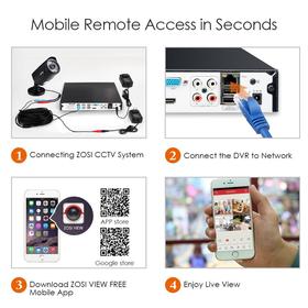 Apskatīt video no kamerām ir iespējams ar mobilā telefona palīdzību, izmantojot internetu