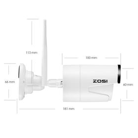 Kamera: HDMI, 1280*960 (1,3 megapikseļi)
