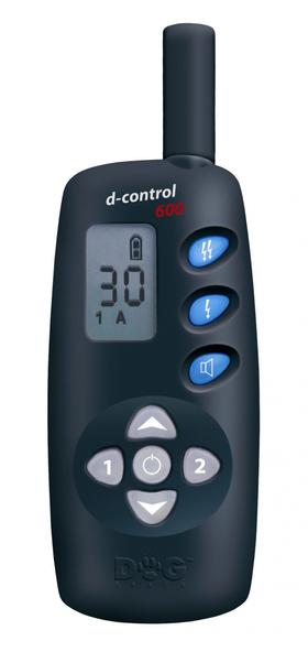 Электроошейник для собак d-control 620 - подсветка ошейника в 8 режимах