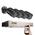 Система видеонаблюдения ZOSI 8Ch HD 720P DVR с 4 x всепогодными 1280TVL 1.0MP камерами